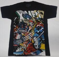 X-Men Wolverine vs Omega Marvel Liscensed Adult T Shirt S M L XL