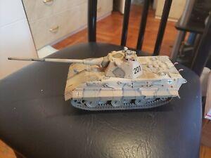 1:35 Scale Built German Standartpanzer E-50