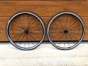 Mavic Ksyrium Elite wheelset wheel set Shimano 9 10 11 freehub ssc sl MINT