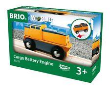 33215 Brio Cargo Battery Train