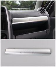 1* ABS Matte Car co-pilot storage box decorative trim for Suzuki Jimny 2012-2015