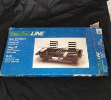 Garden Line By Schou Grill Portable 25 x 42cm New Boxed