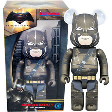 Medicom Be@rbrick Bearbrick Batman v Superman Armored Batman 400% Figure