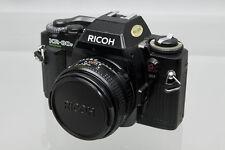 Ricoh KR-30SP Program Manual Focus 35mm SLR Film Camera with Rikenon P 50mm f/2