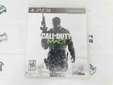 Call of Duty: Modern Warfare 3 (Sony PlayStation 3, 2011) Complete, Clean
