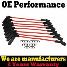 8Pc 7MM High Performance Spark Plug Wire Set For Camaro Corvette LS1 LS2 LS3 LS6