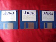 Amiga MAGAZINE puplic Domain 04/96 disquette 1-3 disquette