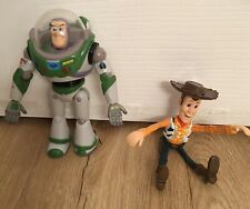 Toy Story Woody And Buzz Figures Replacement MC Toys Remote Control Car