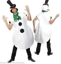 Disfraces de hombre en color principal blanco, Navidad