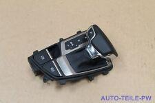 Audi Q7 4M Schaltknauf  Leder schwarz 4M1713111 D -