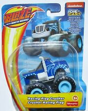 ++ Blaze And The Monster Machines - Racing Flag Crusher