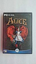 American McGee's Alice (PC: Windows, 2000) - European  Version