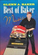 Glenn A. Baker ~Best of Baker - Music~~ Sofcover - Like New -  1st Ed. Free Post