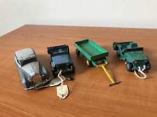 DINKY 4 Assorted Items