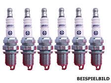6x Original BRISK Silver Zündkerze 1334 DR15YS Set für Autogas LPG