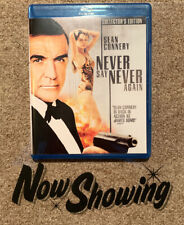 Never Say Never Again Blu-ray - 007 Sean Connery James Bond: 30th Anniv. Edition
