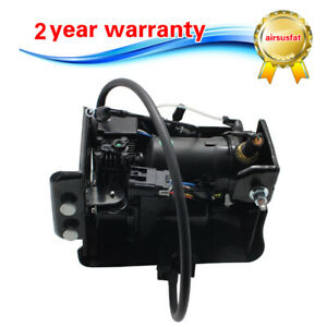 15254590 For Escalade Cadillac GMC Air Suspension Compressor Pump Air Pump New