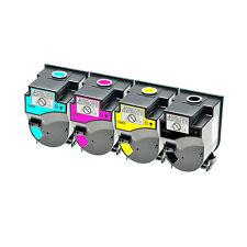4 Toner für Konica Minolta TN-310 Bizhub C350 C351 C450 P