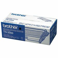 Genuine Original Brother TN-2000 Black Toner Cartridge | FREE 🚚 DELIVERY