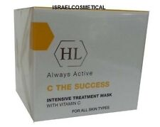 HL Holy Land C the Success Intensive Treatment mask 50 ml + sample