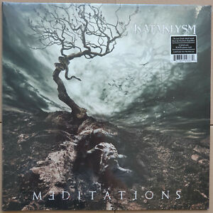 KATAKLYSM - Meditations CLEAR/BLACK Splatter Vinyl NEU Ltd. to 750 RAR & OoP