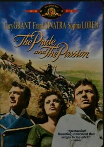The Pride And The Passion DVD (Pal, 2004) Free Post