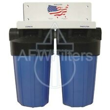 KDF55 High Flow Water Filter, Iron chlorine bacteria