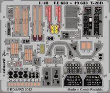 Eduard Zoom FE633 1/48 Roden norteamericana T-28D Trojan SA