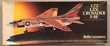 Heller 1:72 L.V.T. Crusader F-8E Model Kit 80326