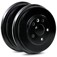R1 Concepts Rear Brake Drums (Pair) DR-53002