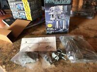 1984 STAR WARS Return Jedi AT-ST Structors Motorized Action Walker MPC Model