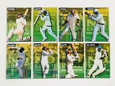 """1995/6 FUTURA CRICKET """"THERE'S NO LIMIT"""" COMPLETE SET OF """"30"""" CARDS"""