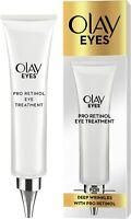 OLAY Eyes Pro-Retinol Eye Treatment for Deep Wrinkles 15ml, NEW