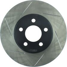 StopTech Disc Brake Rotor Front Right for Mercury, Ford, Lincoln / 126.61072SR