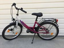 """BBF Mover Children's Bicycle Bike 20"""" Wheels 3-Speed Hub Made in Germany Kids"""
