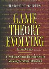 Game Theory Evolving: A Problem-Centered Introduction to Modeling Strategic I…