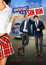 Adventures in the Sin Bin (DVD, 2013) Brand New Sealed