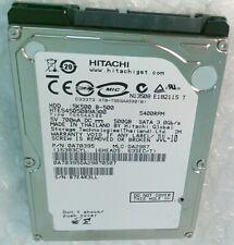 "500GB HITACHI HTE545050B9A300 hard disc drive 9.5mm SATA 2.5"""