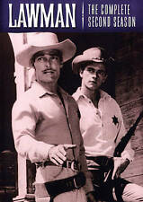 Lawman: The Complete Second Season DVD, John Russell, Peter Brown,