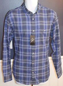 Calvin Klein CK Men's Long Sleeve Button Down Shirt - Variety, NWT, 100% Cotton
