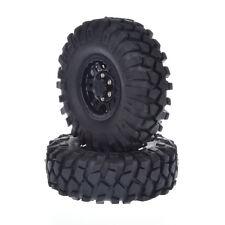 4pcs 1/10 100mm RC Crawler Gomme 1.9 LEGA CERCHI per RC4WD Axial Tamiya