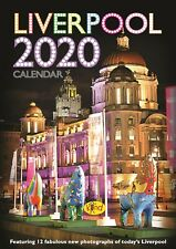 Liverpool 2020 Photographic Calendar with FREE PRINT