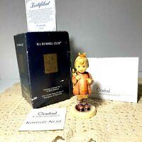 1988  Goebel  Hummel Figurine 'What's That ?'  no.488  W. Germany