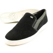 Zapatos planos de mujer Michael Kors color principal negro de ante