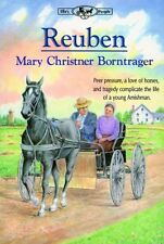 Reuben, New Edition: Ellies People, Book Four by Mary Christner Borntrager