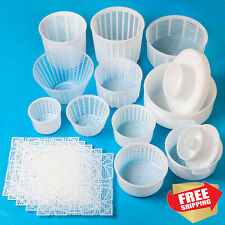 "Mold kit for cheese making ""The Cheese Queen"" 