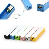 Diy Power Bank Case Holder 18650 Battery Charger Case Box For Mobile Phone HC