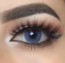 Coloured Contacts Fresh Go Hidrocor AZUL Eyewear Makeup Tool UK + Free Case