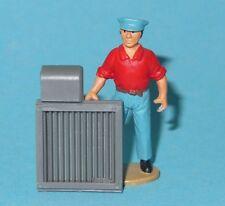 DTF570 - Grille pour transformateur du Berliet Dinky Toys 898/833