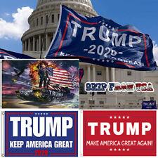 2020 Donald Trump President Reelection Flag Keep America Great Again MAGA US 3x5